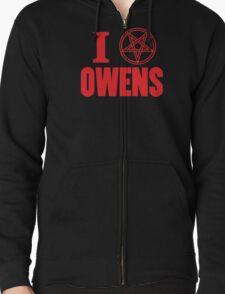 Hail Owens Pentagram T-Shirt