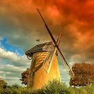 Bembridge Windmill by manateevoyager