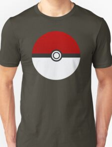 Poke Ball - Pokemon T-Shirt