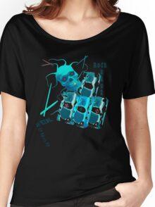 Mvs-Dcore Women's Relaxed Fit T-Shirt
