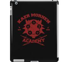 Kaer Morhen - Academy iPad Case/Skin