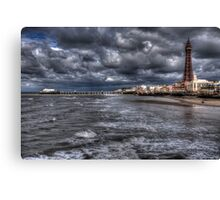 Blackpool Tower Canvas Print