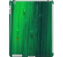 Bamboo Wall iPad Case/Skin