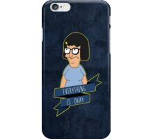 Everything Is Okay - Color iPhone Case/Skin