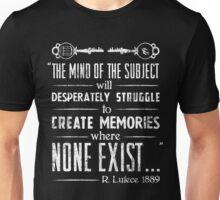 The Infinite Starter Remastered (White) Unisex T-Shirt