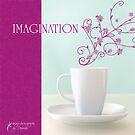 Mug IMAGINATION by dhmig