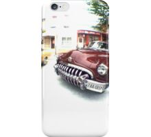 1950 Buick Eight  iPhone Case/Skin