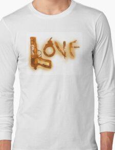 Rusty love Long Sleeve T-Shirt