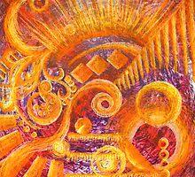 Divine Momentum  by paulmessenger