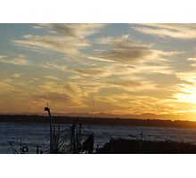 Another Crowdy Head Sunset Photographic Print