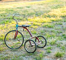 Little Tricycle..... by mitpjenkeating