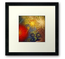 Divine Revelation Framed Print
