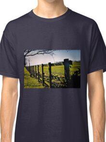 Rural Boundaries... Classic T-Shirt