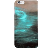 Aqua Light iPhone Case/Skin