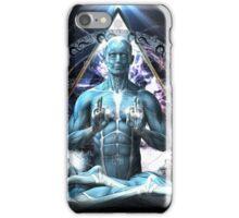 The Yoga Gate Keeper iPhone Case/Skin