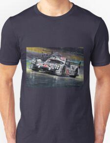 2015 Le Mans 24 LMP1 WINNER Porsche 919 Hybrid Bamber Tandy Hulkenberg Unisex T-Shirt