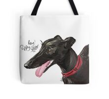 Hey, Poppy Grey! Tote Bag