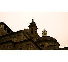 Basilica di San Lorenzo Photographic Print