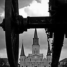 Jackson Square by Chris Moore