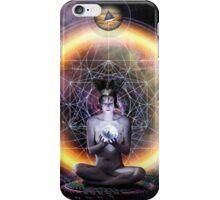 The Architect sacred geometry iPhone Case/Skin