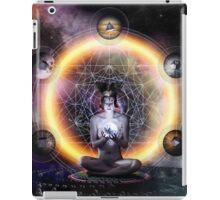 The Architect sacred geometry iPad Case/Skin