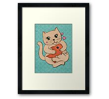Sushi Love Framed Print