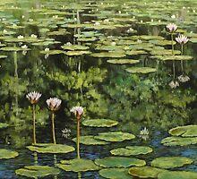 lilies 2 by edisandu