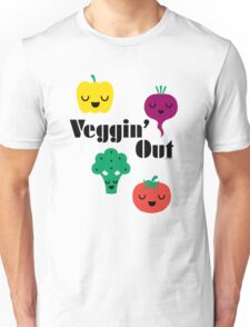 veggin' Out (black type)  T-Shirt