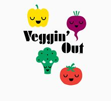 veggin' Out (black type)  Unisex T-Shirt