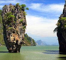 Phang Nga Delta by Janone