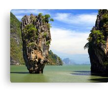 Phang Nga Delta Canvas Print
