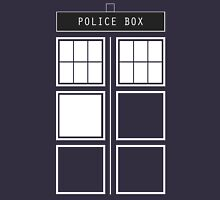 Feel like a police box Unisex T-Shirt
