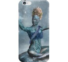 Mother ayahuasca  iPhone Case/Skin