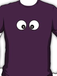 Cartoon Eyes Phone Cover T-Shirt