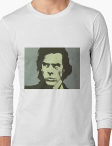 Nick Cave Long Sleeve T-Shirt