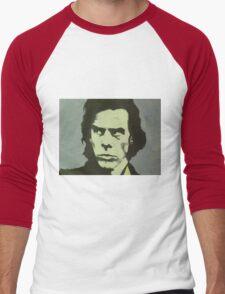 Nick Cave Men's Baseball ¾ T-Shirt