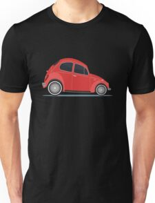 red car Unisex T-Shirt