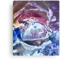 Time passage from a distant dream Canvas Print