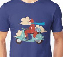 Vulpes on Vespa Unisex T-Shirt