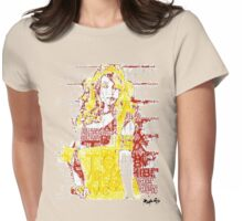 Love Bytes Ladies #13 Womens Fitted T-Shirt