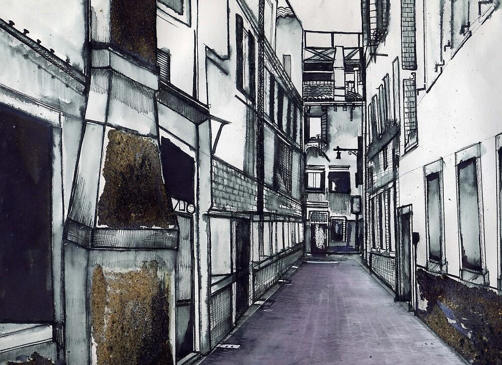 Ink Street 2 by KateHulme