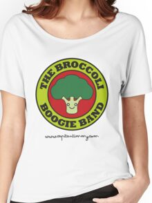 Capitan Timmy - The Broccoli Boogie Band Women's Relaxed Fit T-Shirt