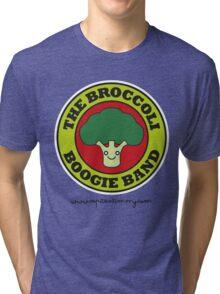 Capitan Timmy - The Broccoli Boogie Band Tri-blend T-Shirt