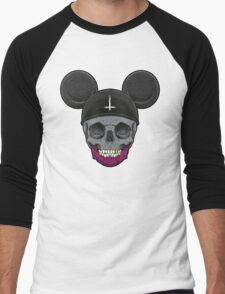 Skull Idols - Mickey Men's Baseball ¾ T-Shirt