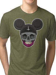 Skull Idols - Mickey Tri-blend T-Shirt