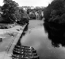 Knaresborough-North Yorkshire-U.K. by Desertwayfarer