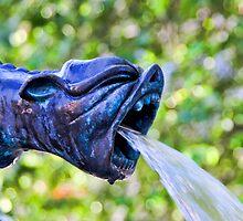 Blue Beast by MarkStuttard