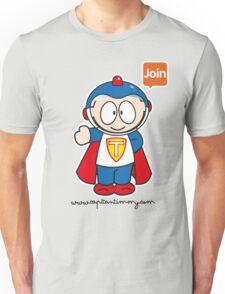 Capitan Timmy - Join Unisex T-Shirt