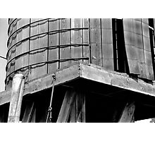 Water Tower-Marin County, CA Photographic Print