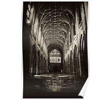 Gothic Worship Poster